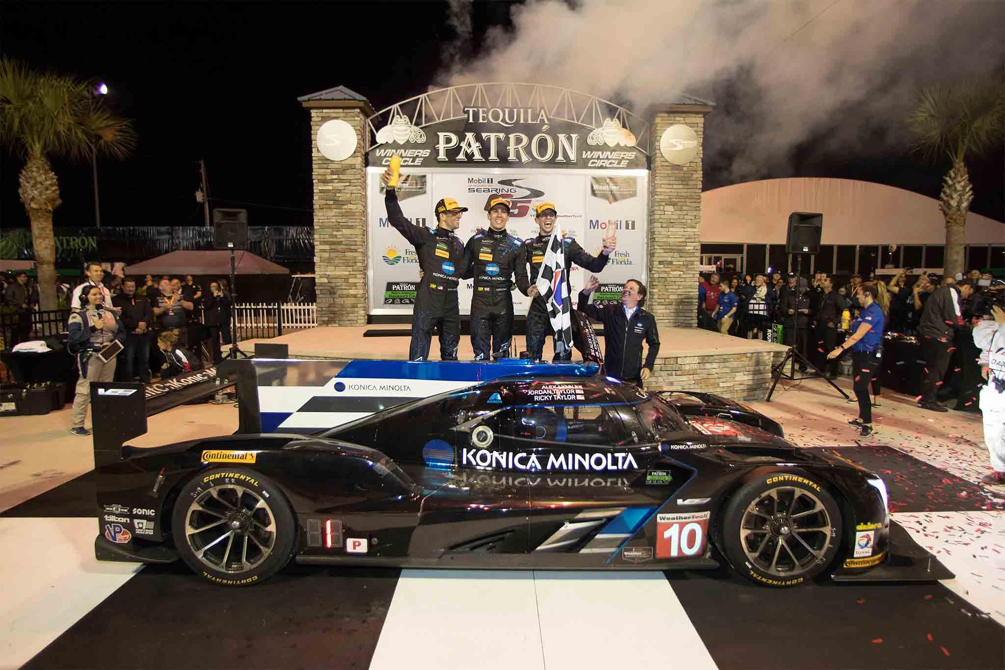 Cadillac DPi VR Racing 03