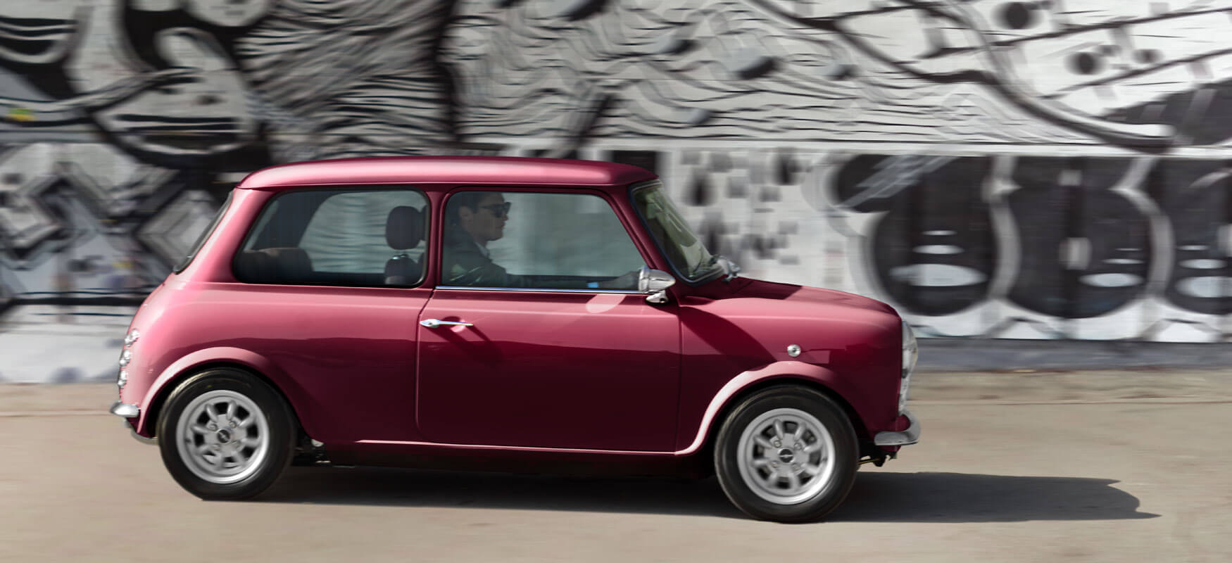 david brown automotive reimagines classic mini coopers automobile magazine. Black Bedroom Furniture Sets. Home Design Ideas