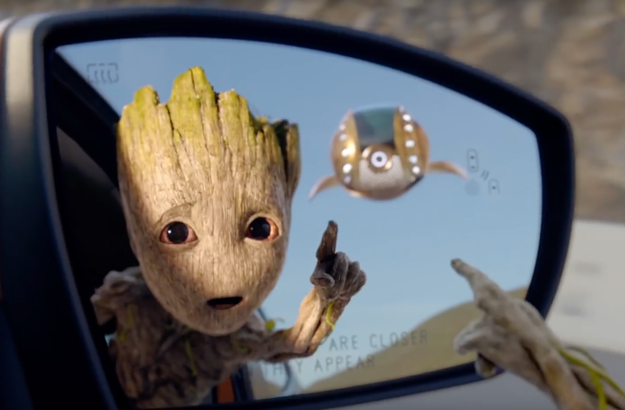 Fiesta St For Sale >> Ford Partners with Guardians of the Galaxy's Baby Groot ...