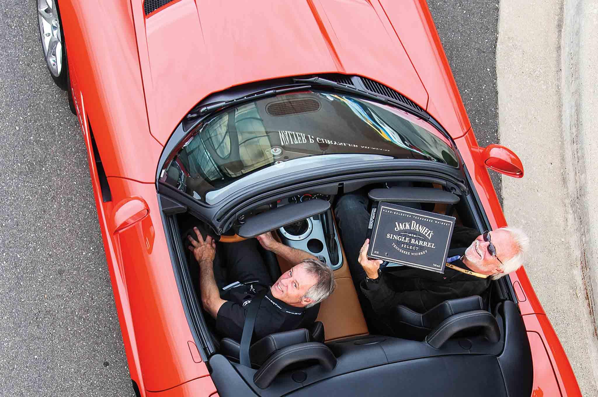 Dodge Viper - Magazine cover