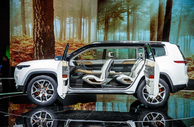 Jeep Yuntu Concept Doors