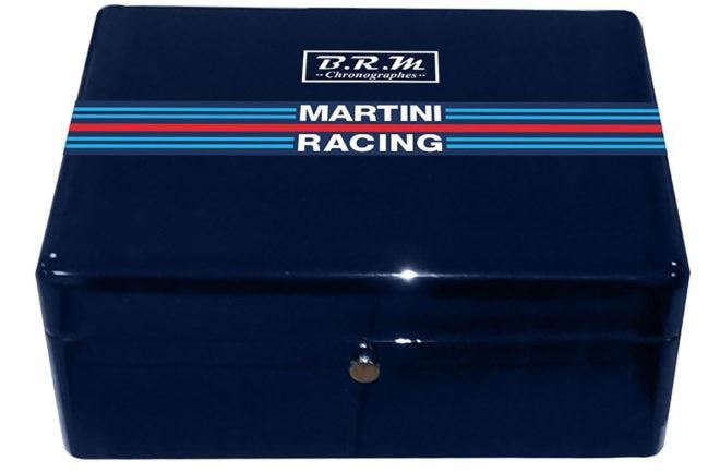 Martini Racing Box