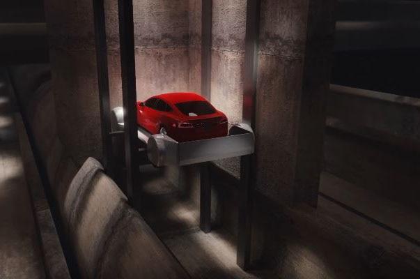 Elon Musk Envisions Underground Roads | Automobile Magazine