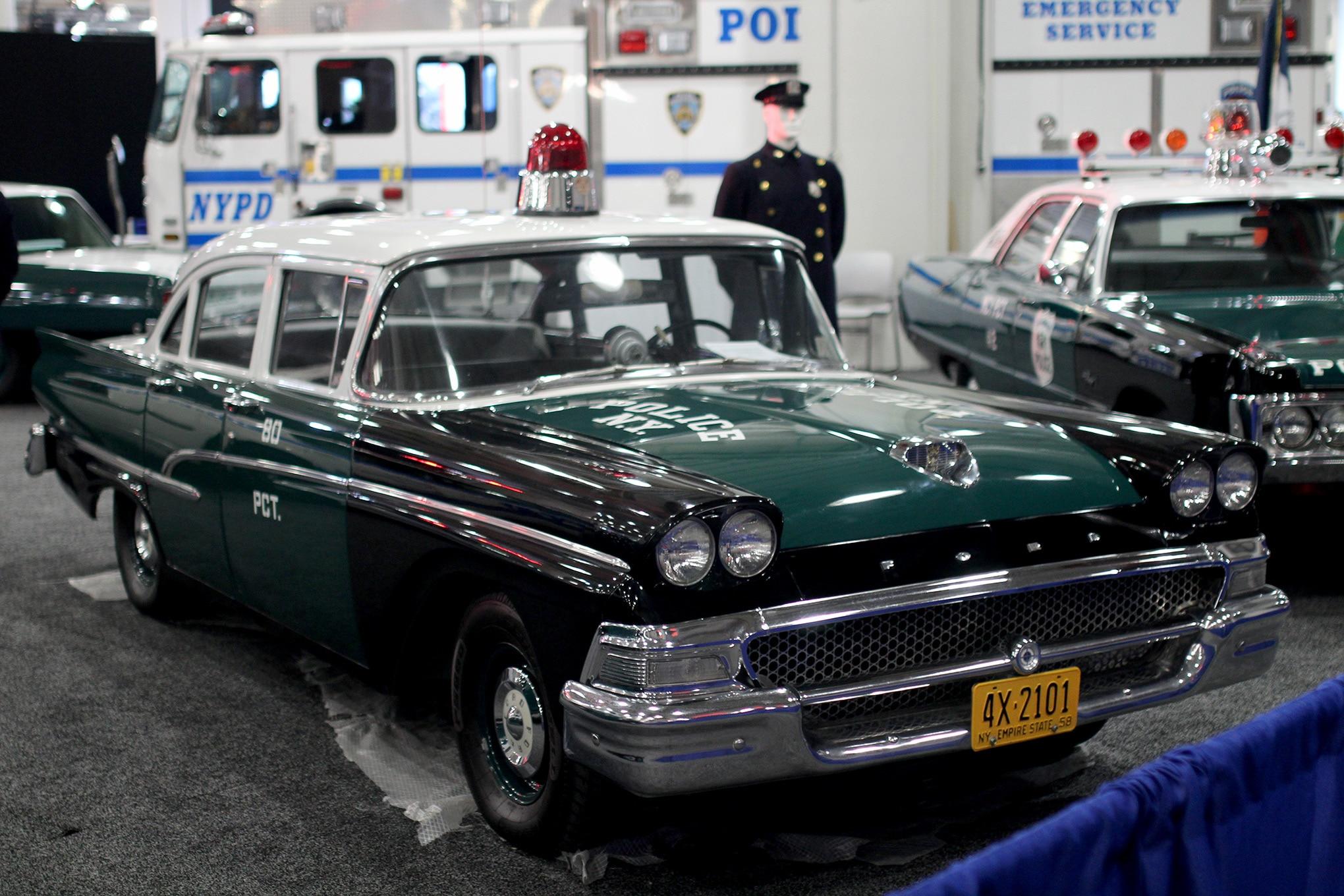 american police cars 2017