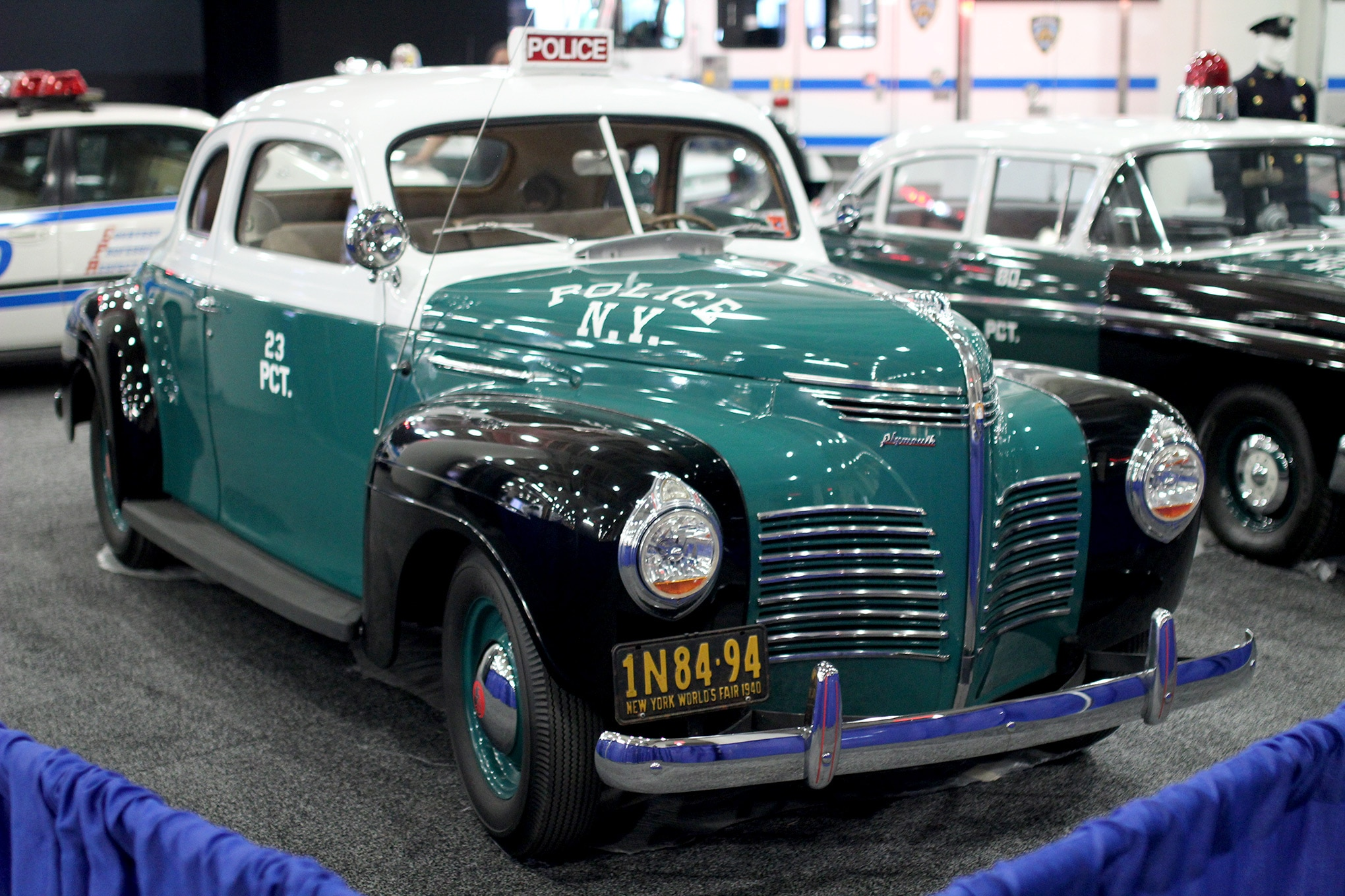 the tuners and police cars of the 2017 new york auto show