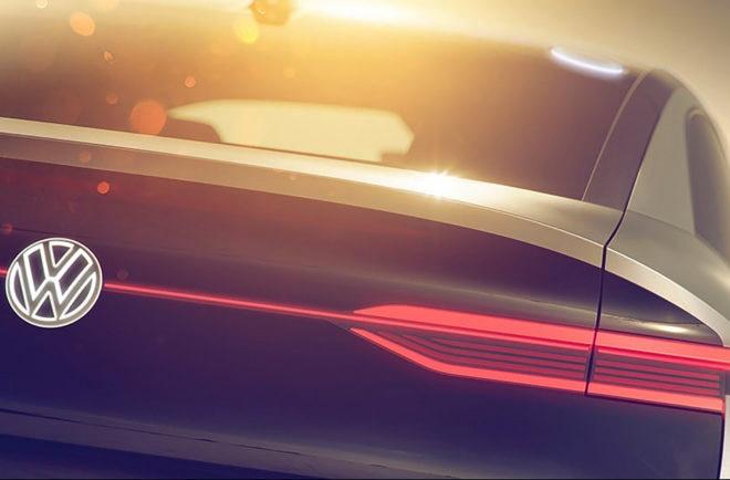Volkswagen ID Crossover Concept Rear 1 660x434