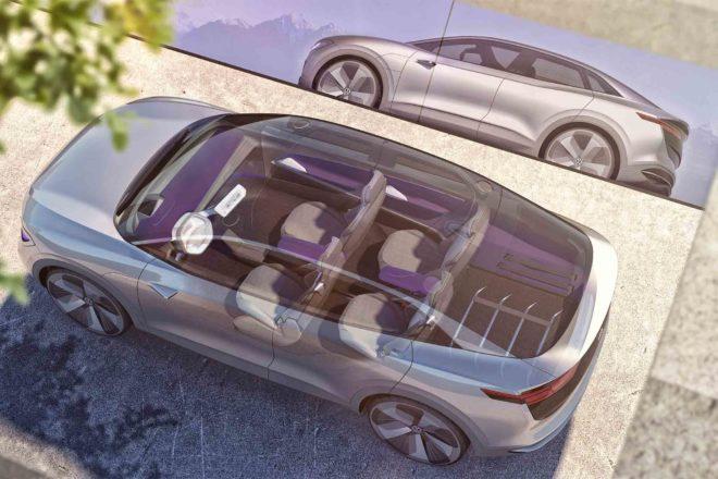 Volkswagen ID Crozz Concept interior overview 04
