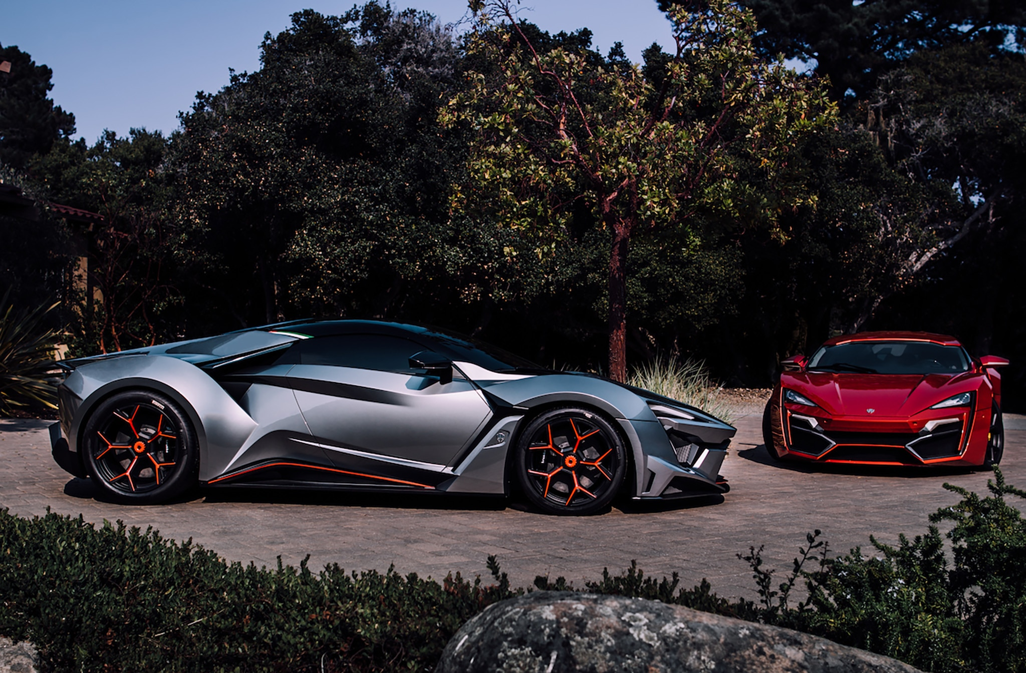 w - W Motors Supersport Limited Edition