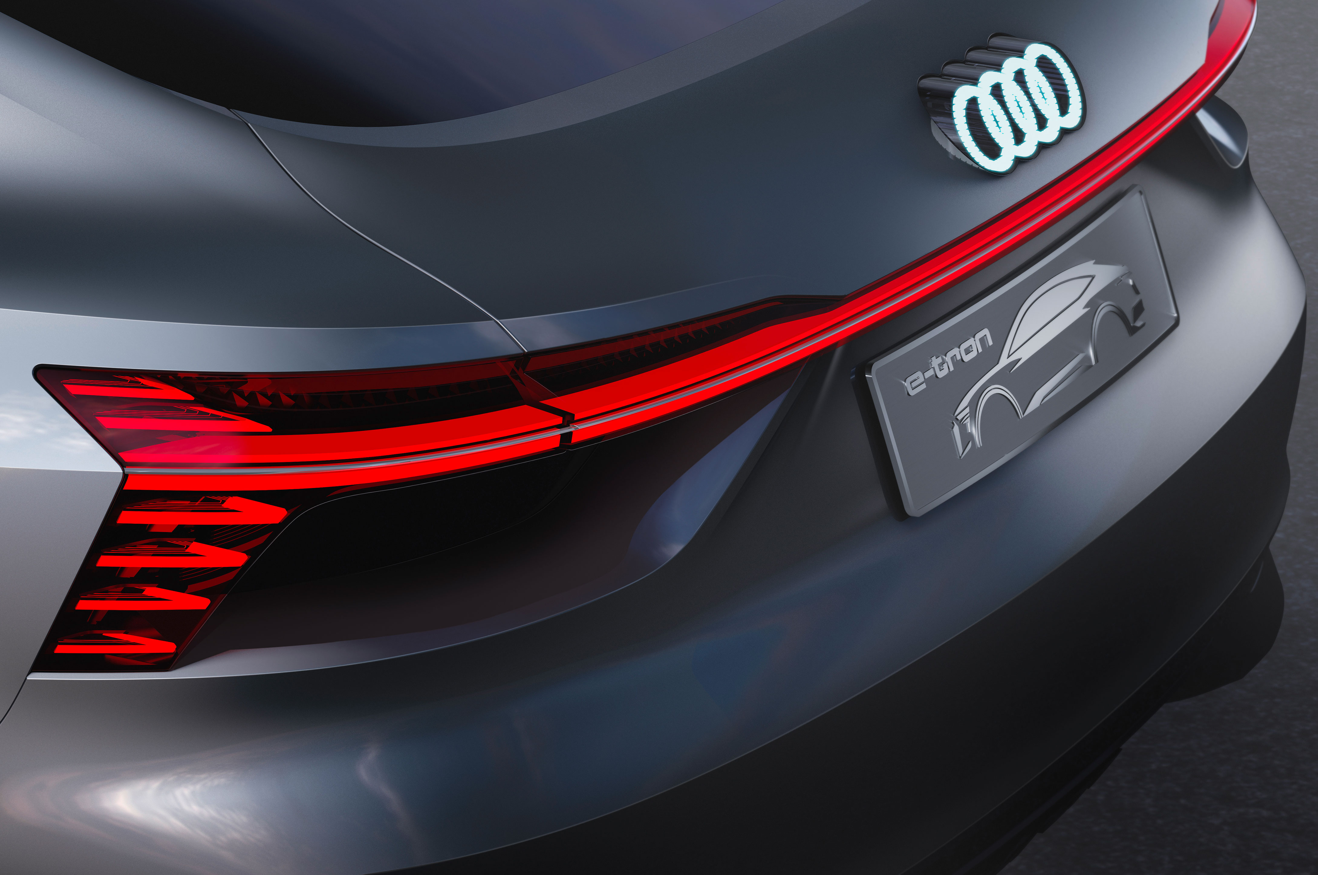 Audi Sportback E Tron Concept Teased Ahead Of Shanghai
