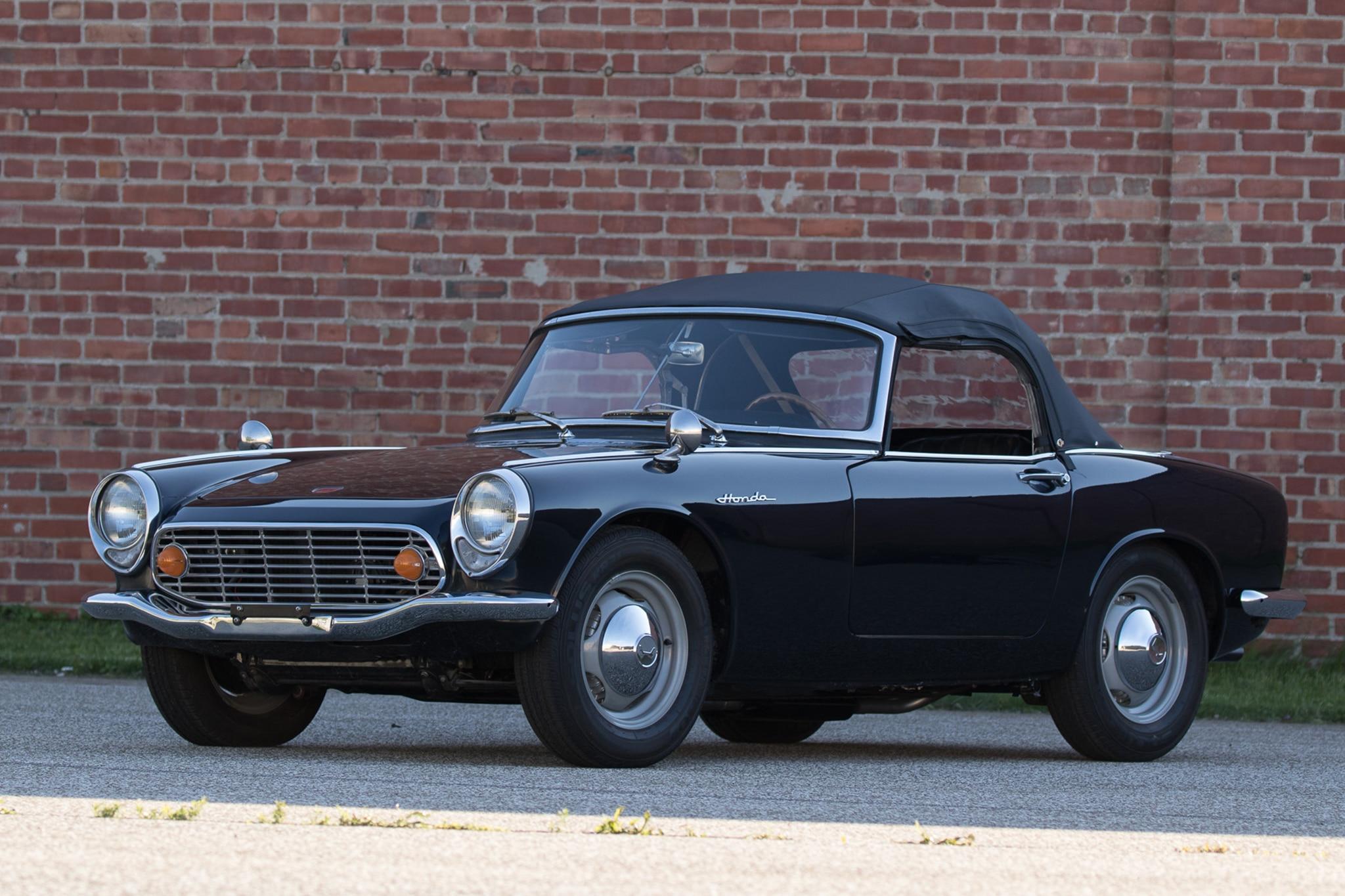 Just listed restored 1965 honda s600 automobile magazine 15 sciox Choice Image