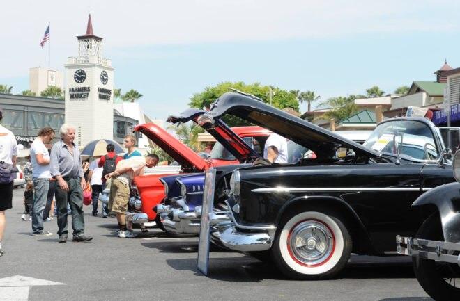 19th Annual Gilmore Heritage Auto Show