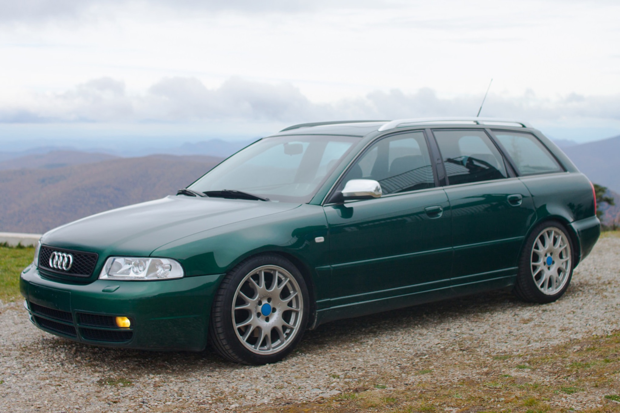 2001 Audi S4 Avant Just Listed