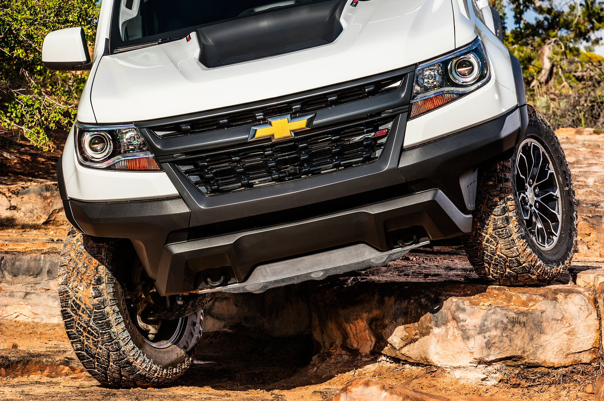 2017 Chevrolet Colorado ZR2 First Drive Review ...
