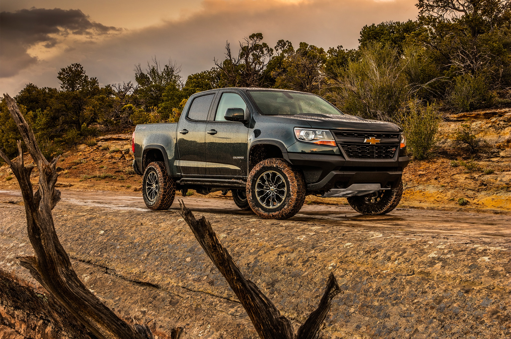 2017 chevrolet colorado zr2 first drive review cleverer autos post. Black Bedroom Furniture Sets. Home Design Ideas