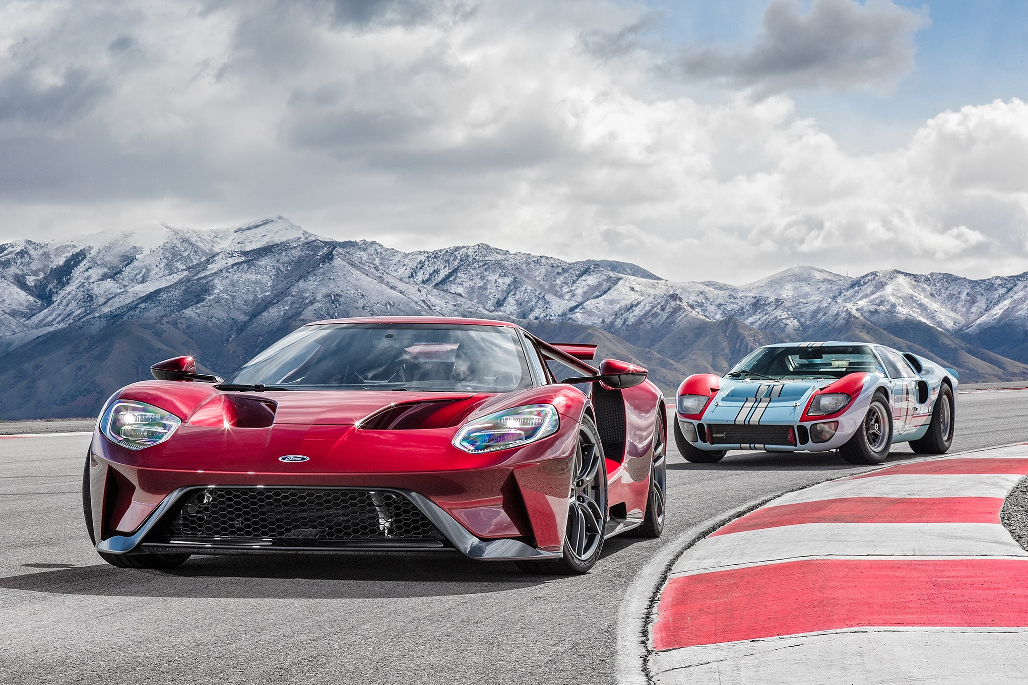 2017 Ford GT First Drive Review