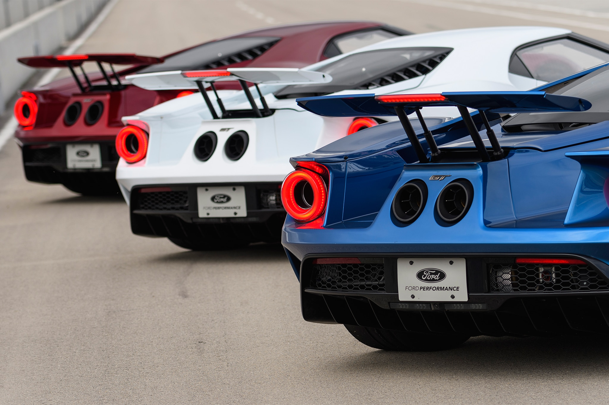 2017 Ford GT Group 01