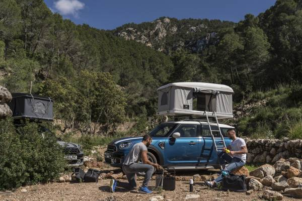 Mini Teams Up With Autohome For New Countryman Rooftop
