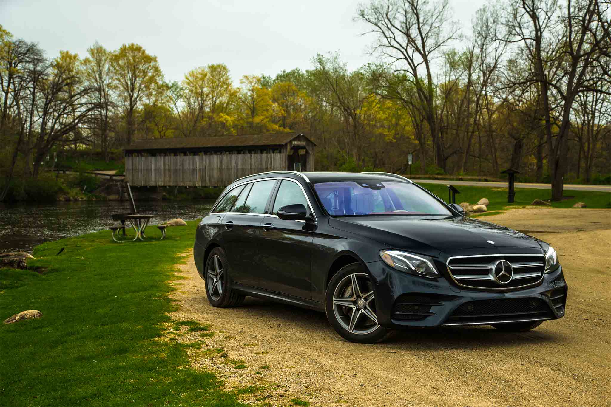 2017 mercedes ben e400 4matic wagon one week review for Mercedes benz e400 wagon