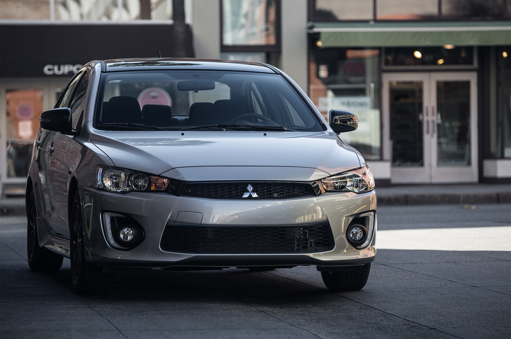 Focus St Hp >> 2017 Mitsubishi Lancer Adds Limited Edition Trim