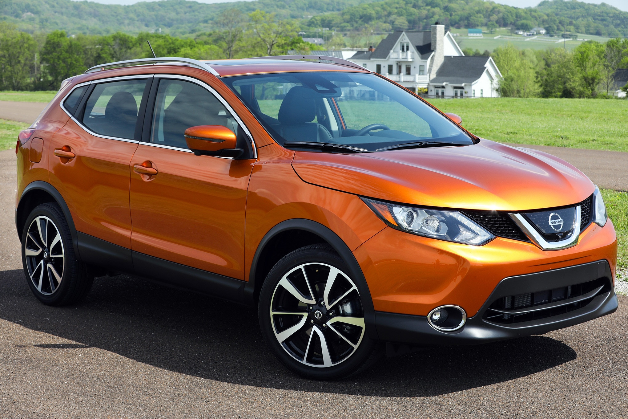 2017 nissan rogue sport first drive review automobile