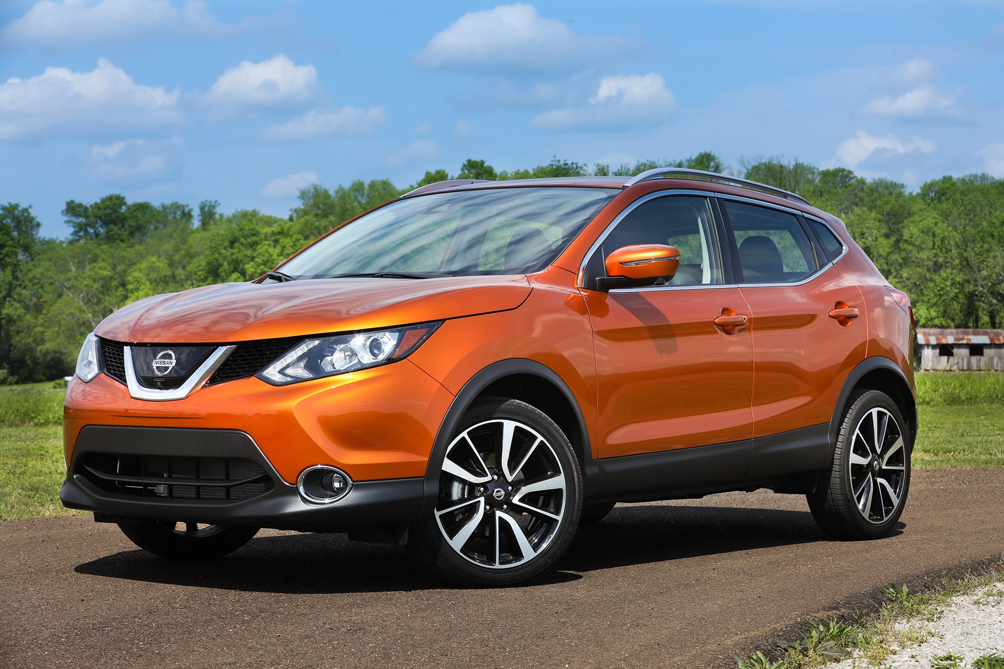 2017 nissan rogue sport first drive review automobile magazine. Black Bedroom Furniture Sets. Home Design Ideas