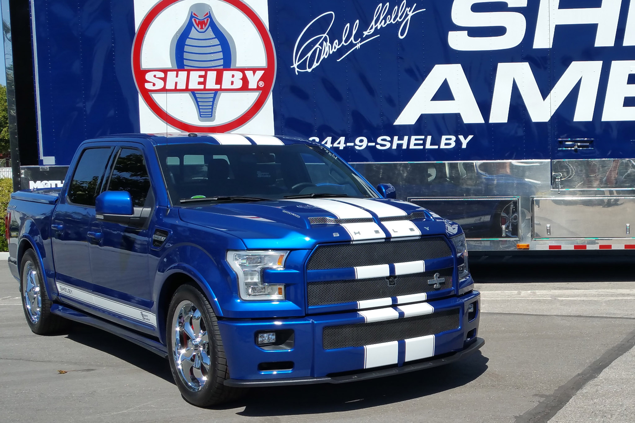 Shelby F 150 Super Snake Returns For 2017 Automobile Magazine