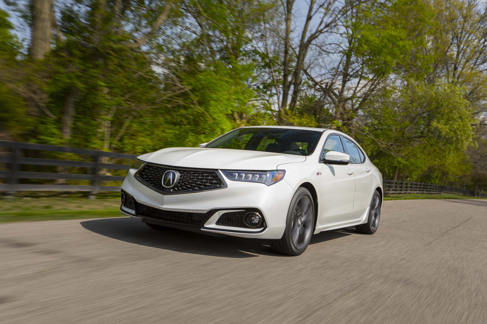 2018 Acura TLX SH-AWD A-Spec First Drive Review