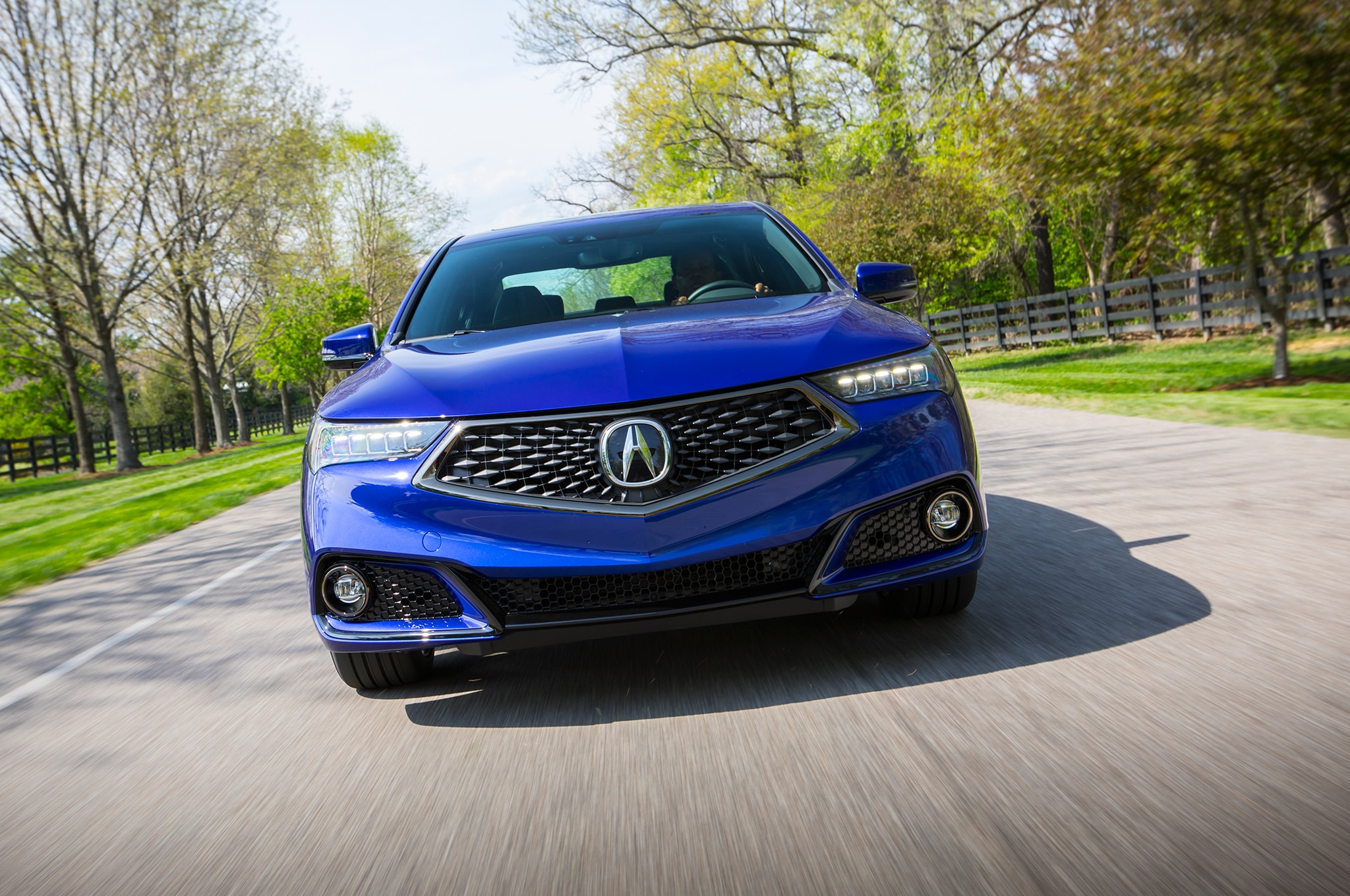 Five Details that Make the 2018 Acura TLX A-Spec ...
