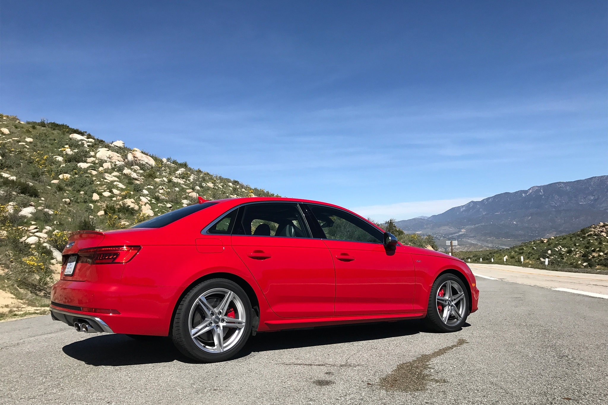 First Drive 2018 Audi S4 Automobile Magazine