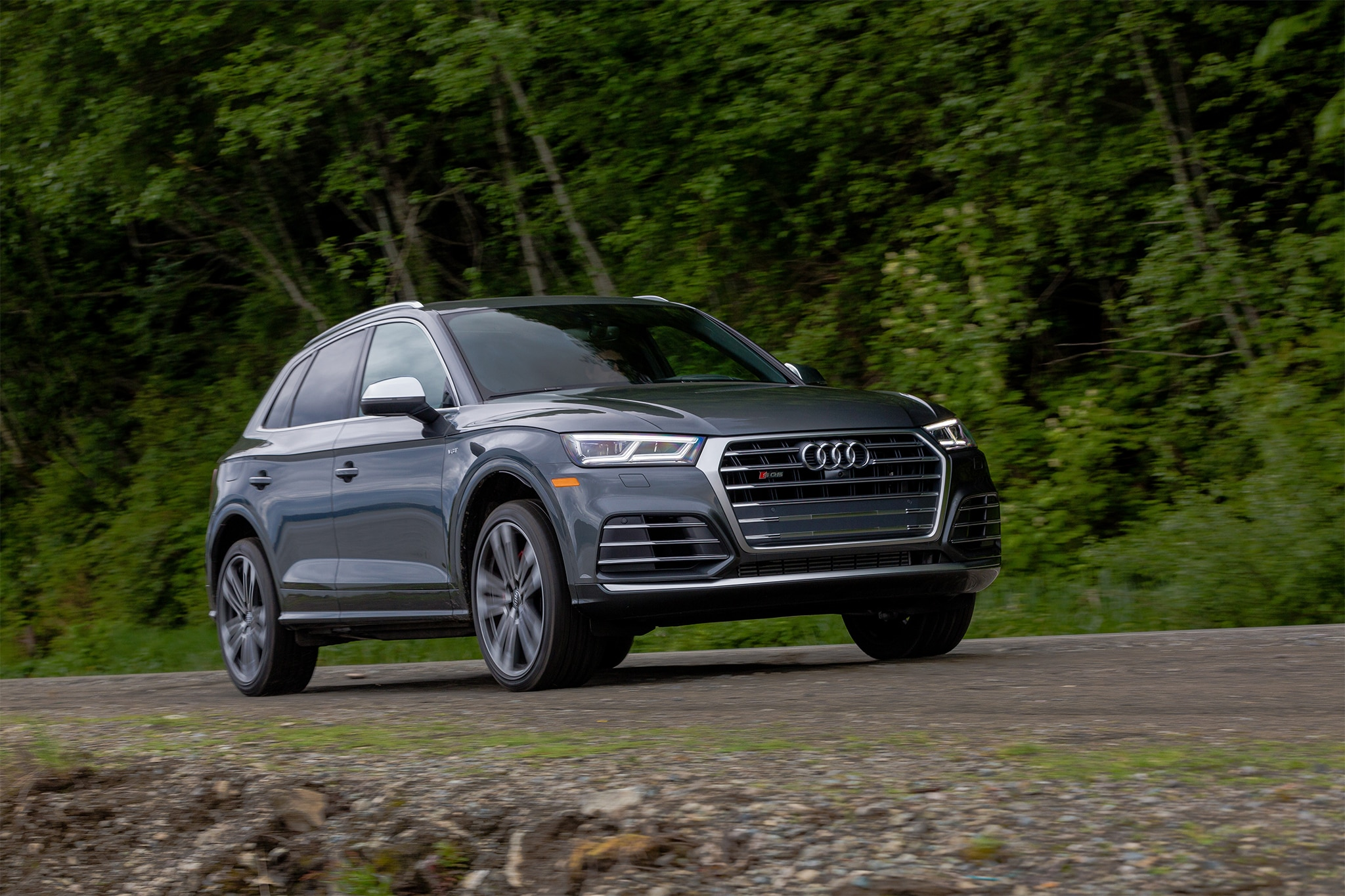 2018 Audi SQ5 First Drive Review