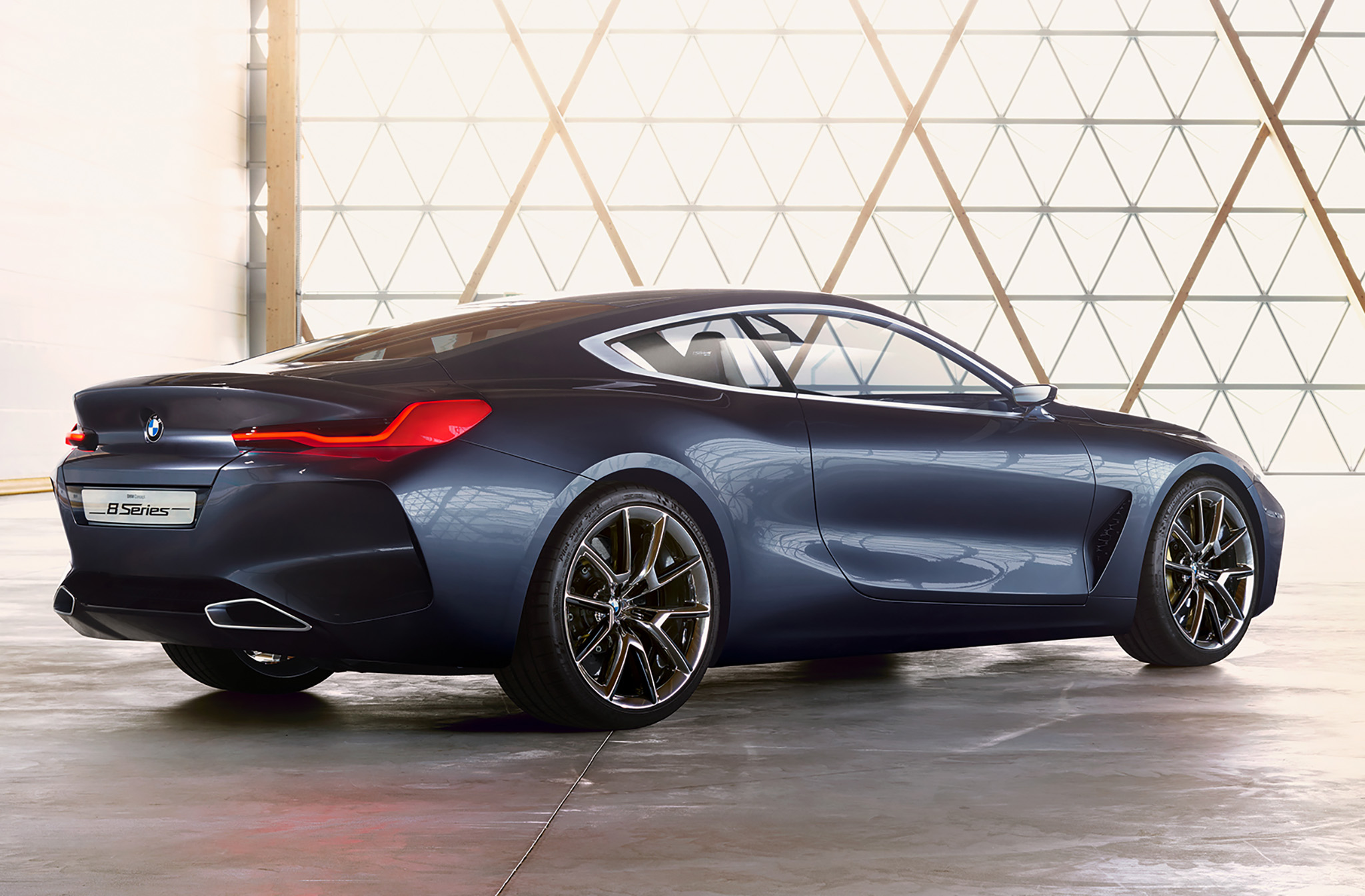 BMW Concept Series Heralds Production Versions Arrival In - 8 series bmw