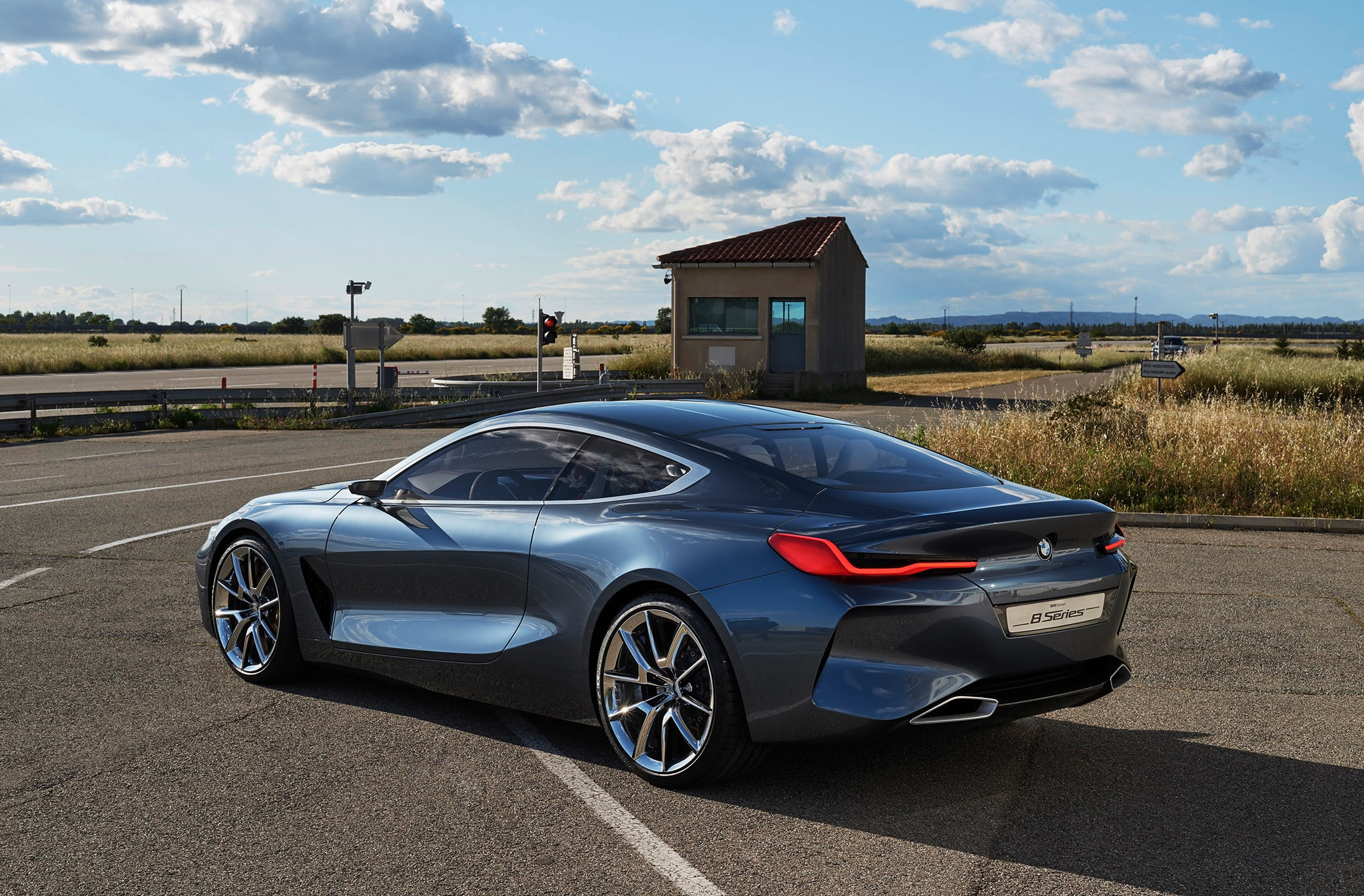 Bmw Concept 8 Series Heralds Production Version S Arrival