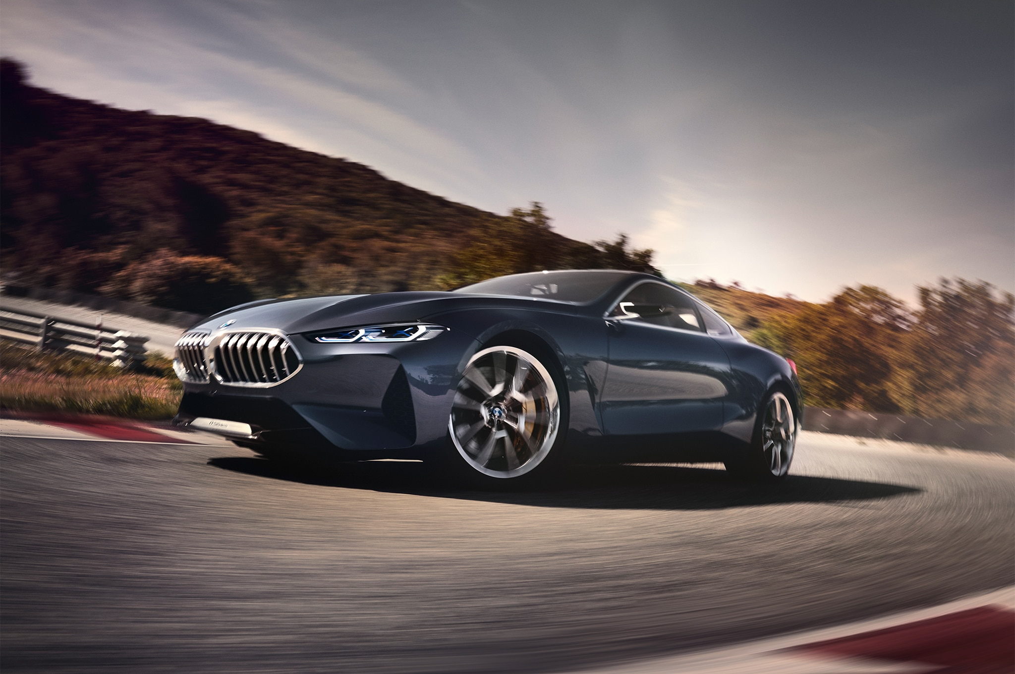 bmw concept 8 series heralds production version 39 s arrival in 2018 automobile magazine. Black Bedroom Furniture Sets. Home Design Ideas