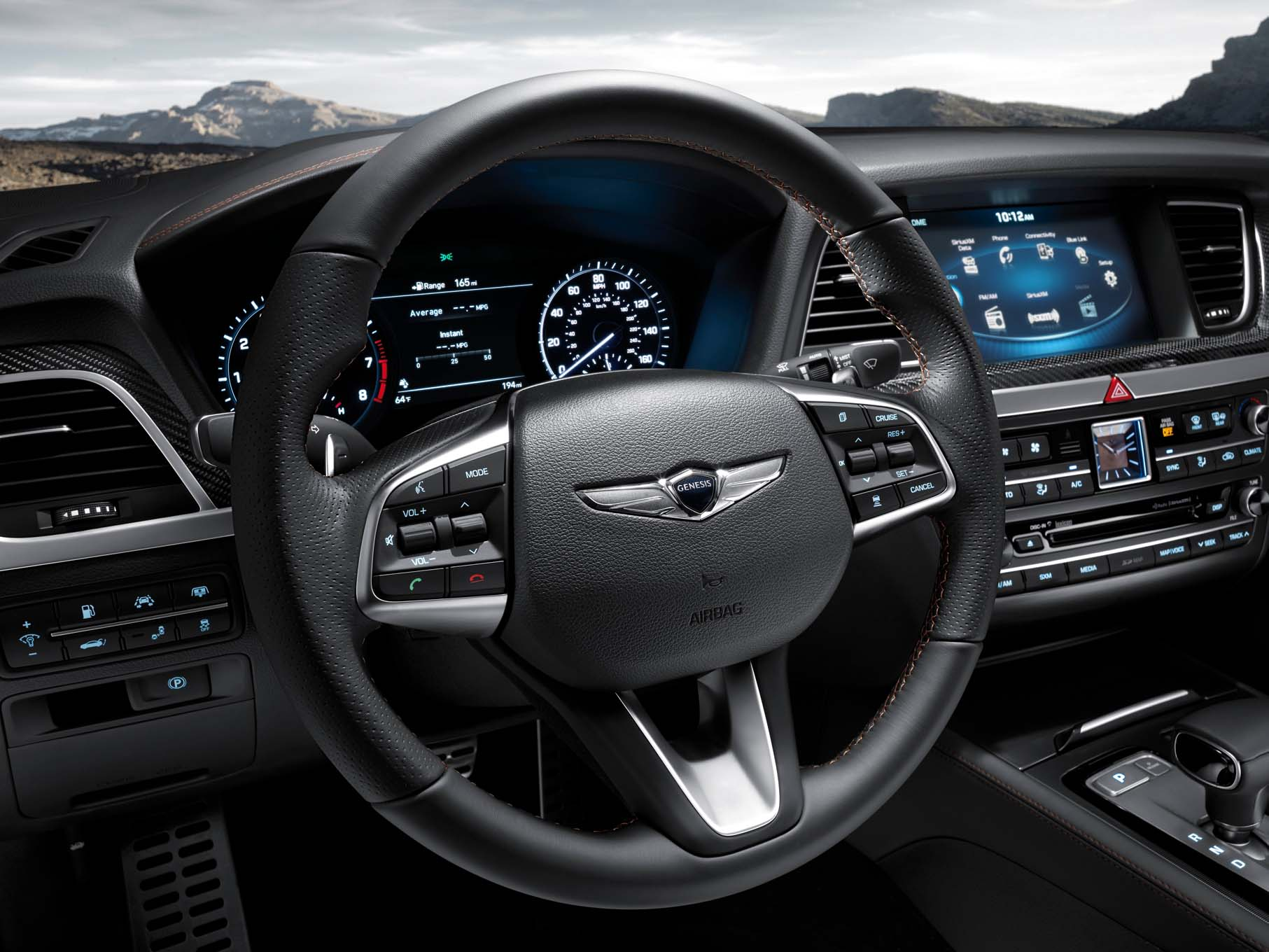 2018 Genesis G80 Sport First Drive Review | Automobile ...