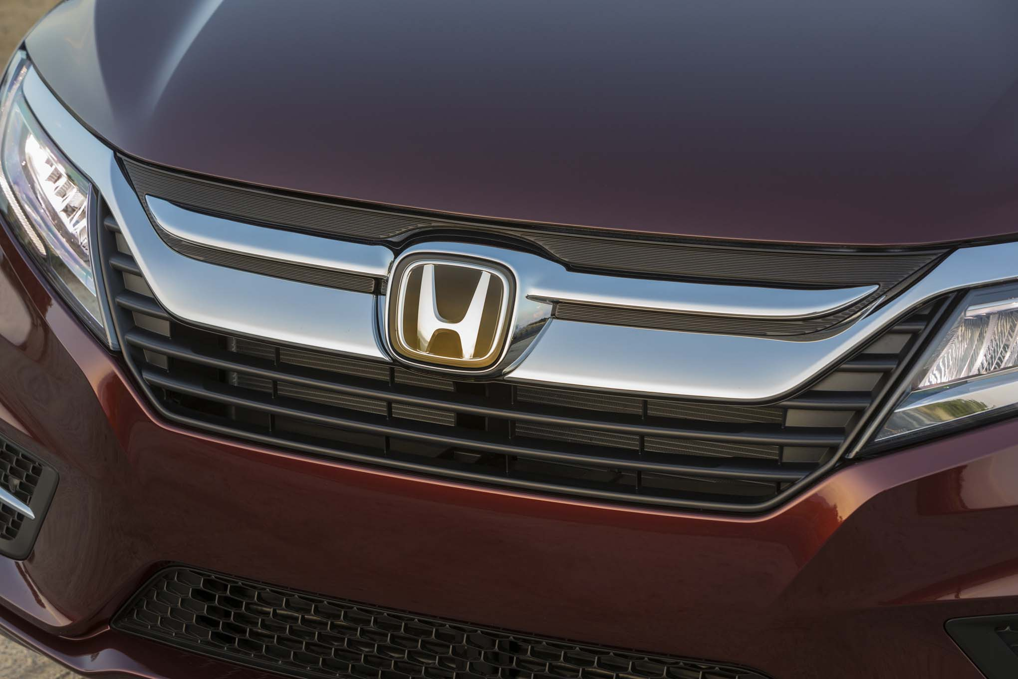 2018 Honda Odyssey Front Grille