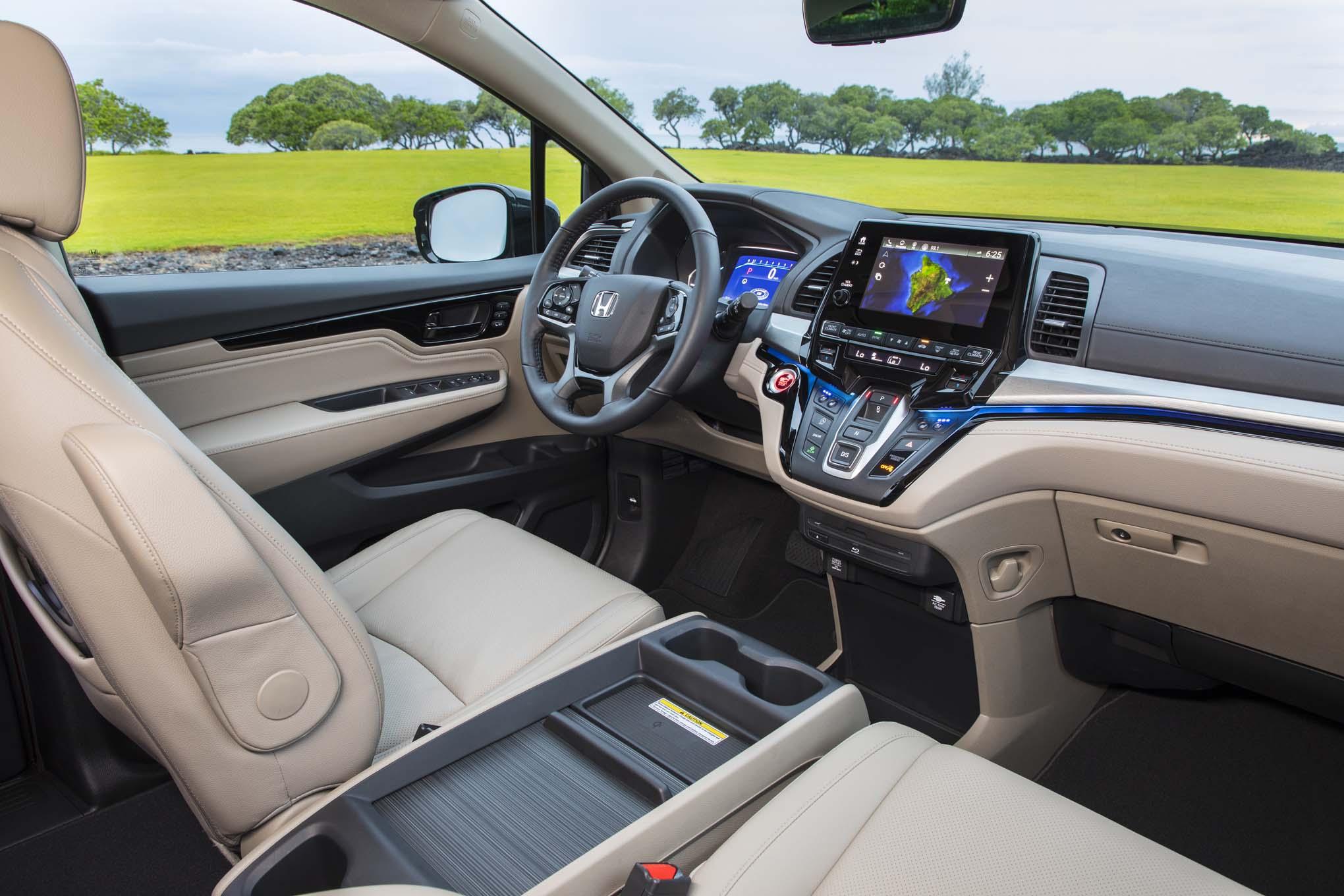 First Drive 2018 Honda Odyssey Automobile Magazine