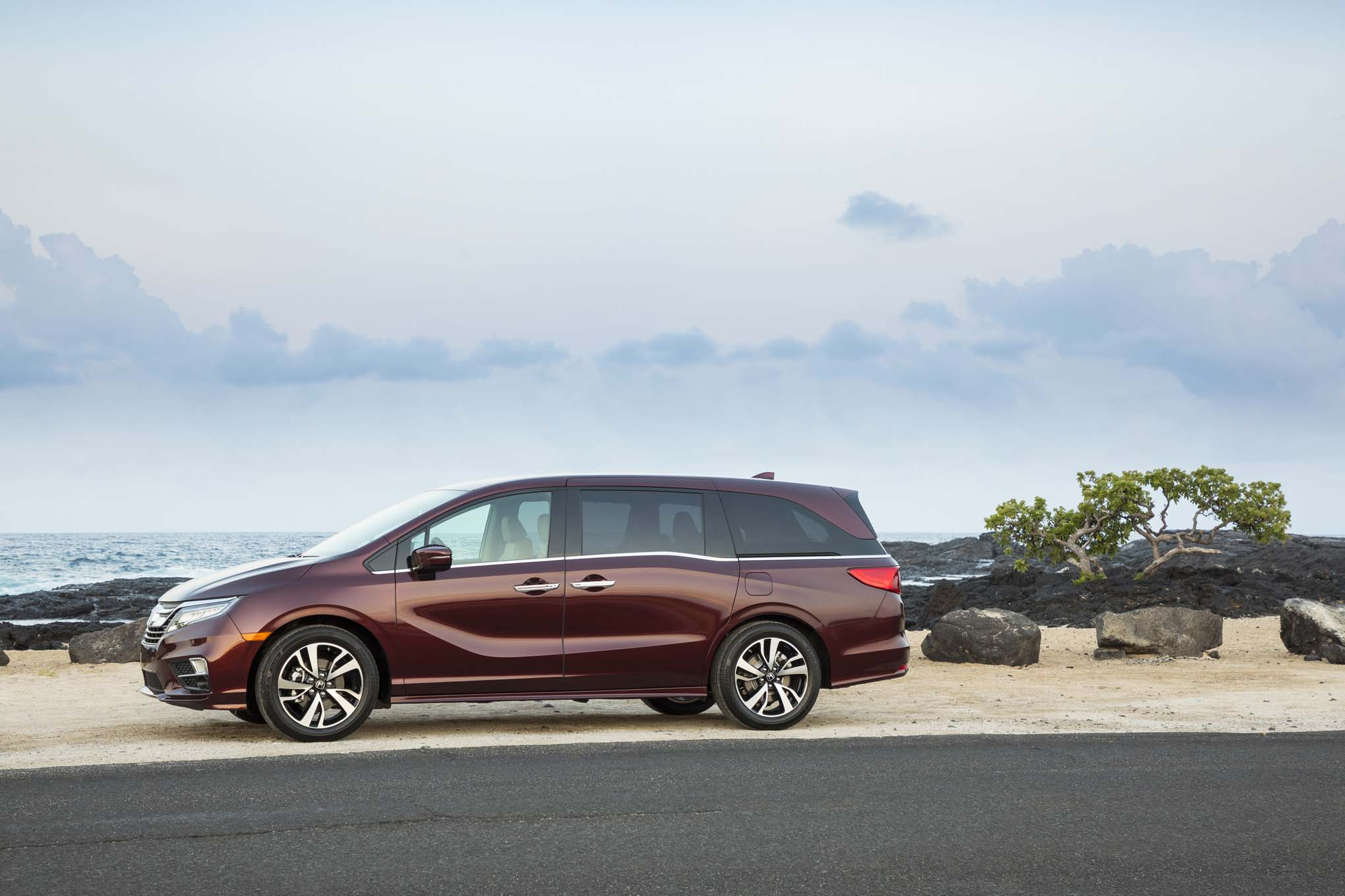 Honda Odyssey First Drive Autos Post