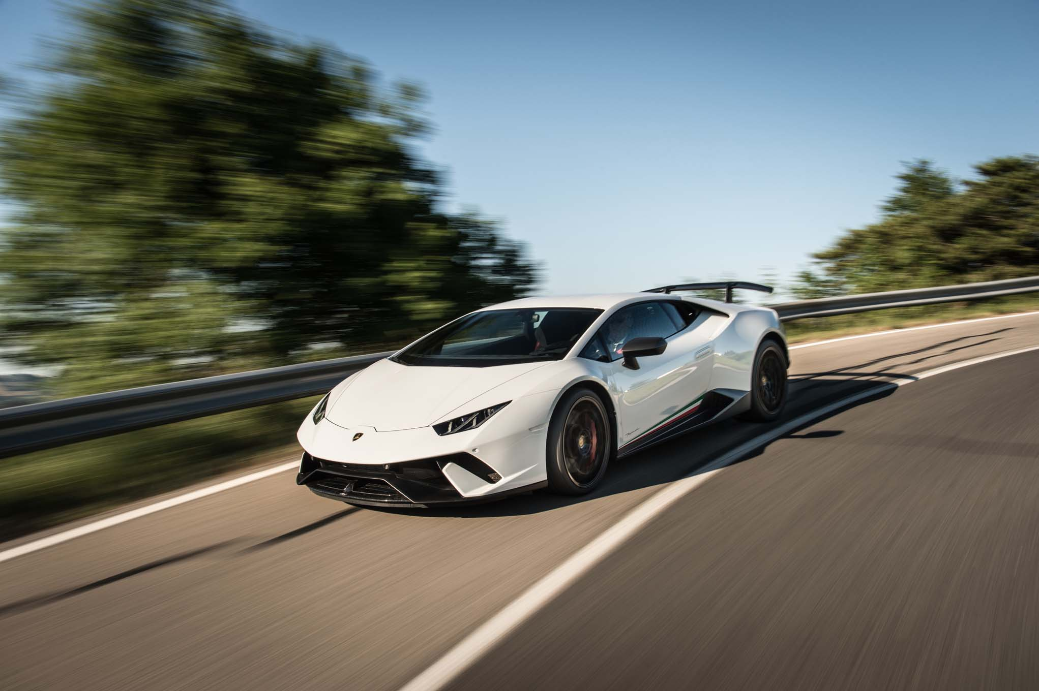 2018 lamborghini huracan performante first drive review automobile magazine. Black Bedroom Furniture Sets. Home Design Ideas