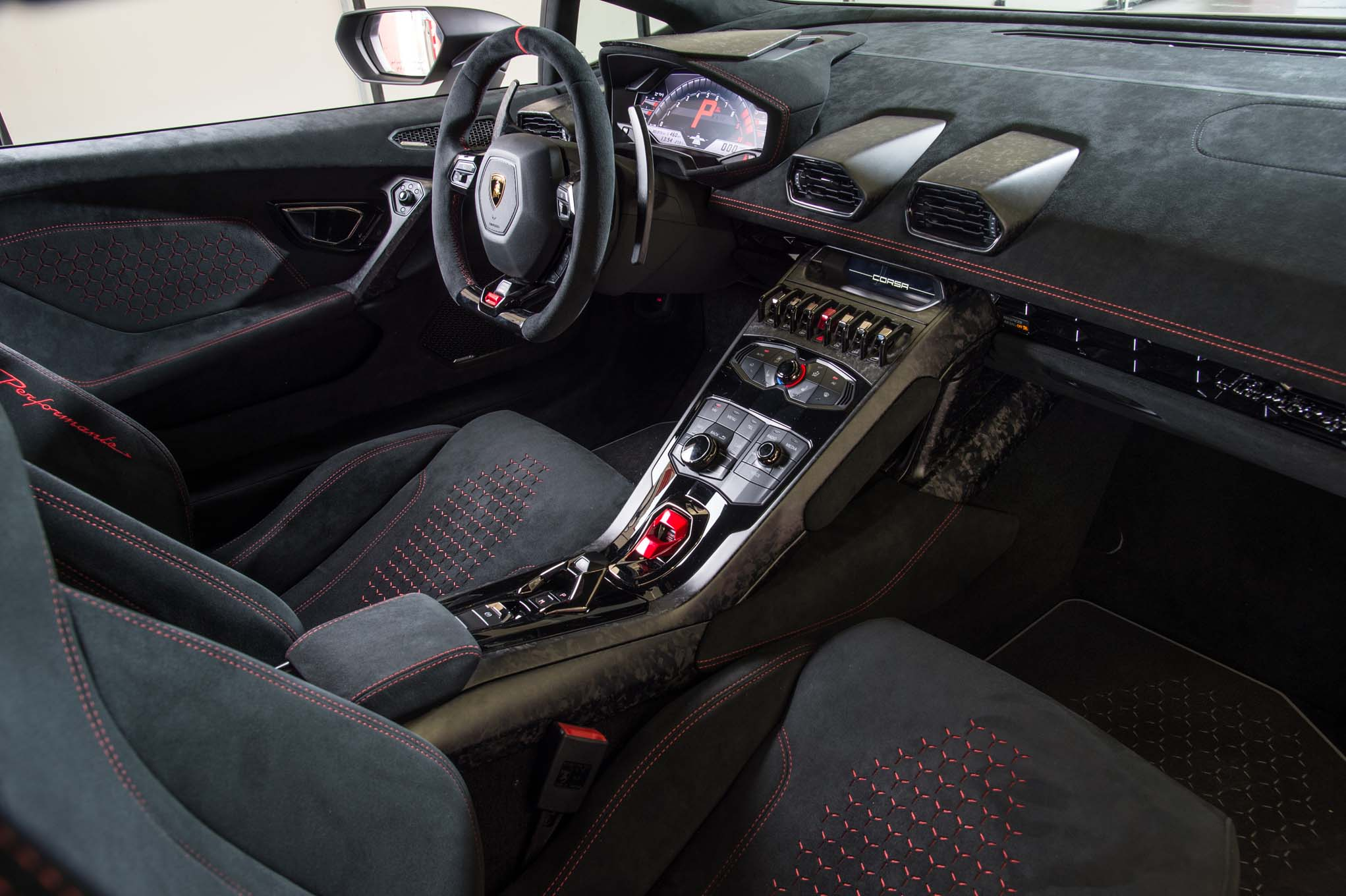2018 lamborghini huracan interior.  2018 but what lamborghini seems proudest of is the huracn performanteu0027s  sophisticated aerodynamics kit called aerodinamica attiva or ala for short  throughout 2018 lamborghini huracan interior