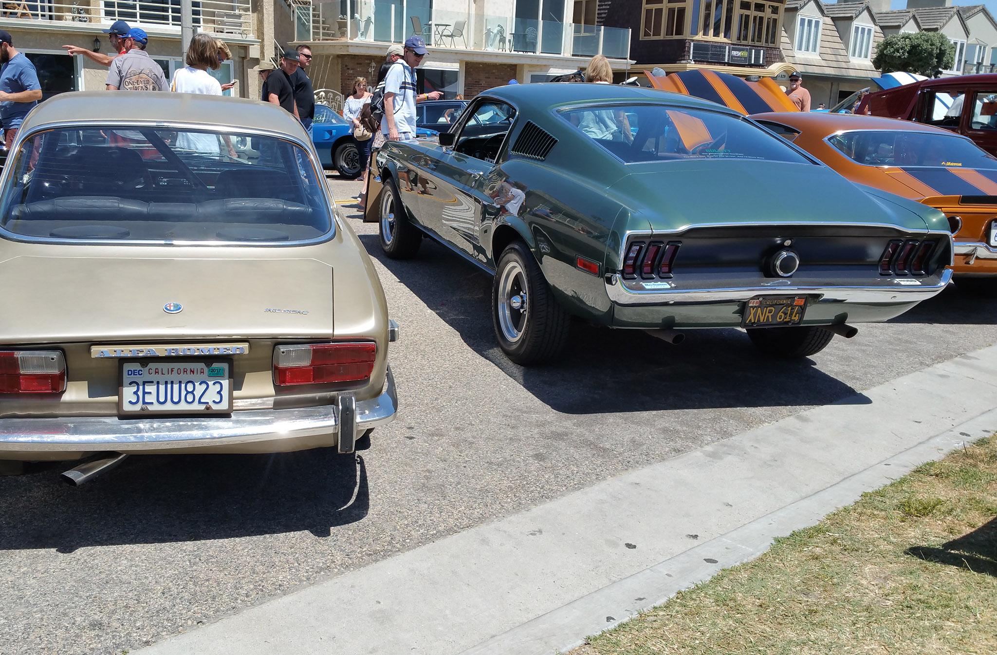 Show more & The Vintage Metal of the 30th Annual Seal Beach Classic Car Show ... markmcfarlin.com