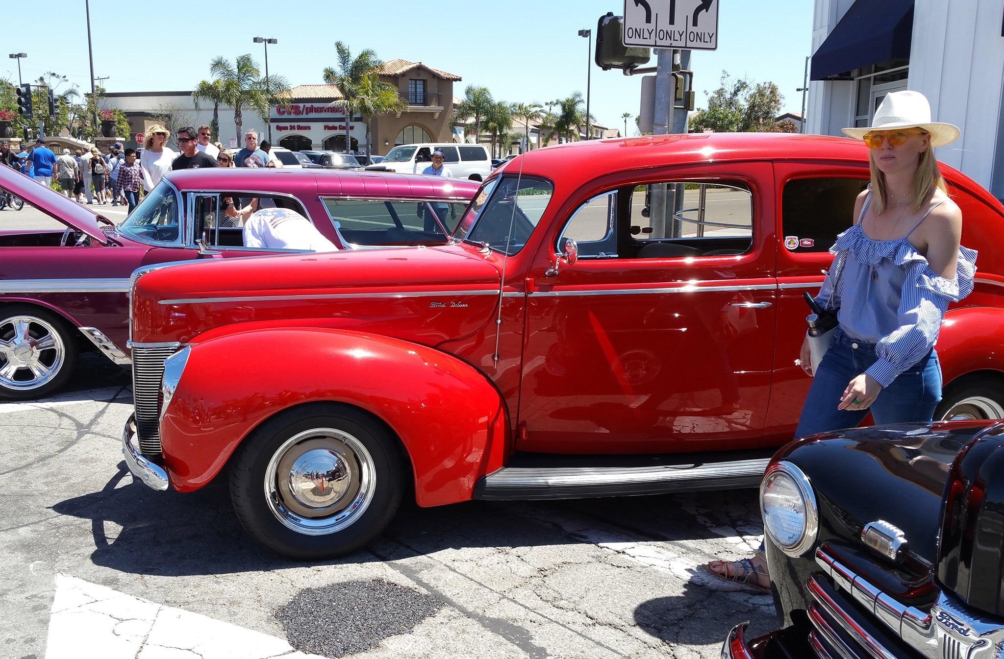 Seal Beach Car Show