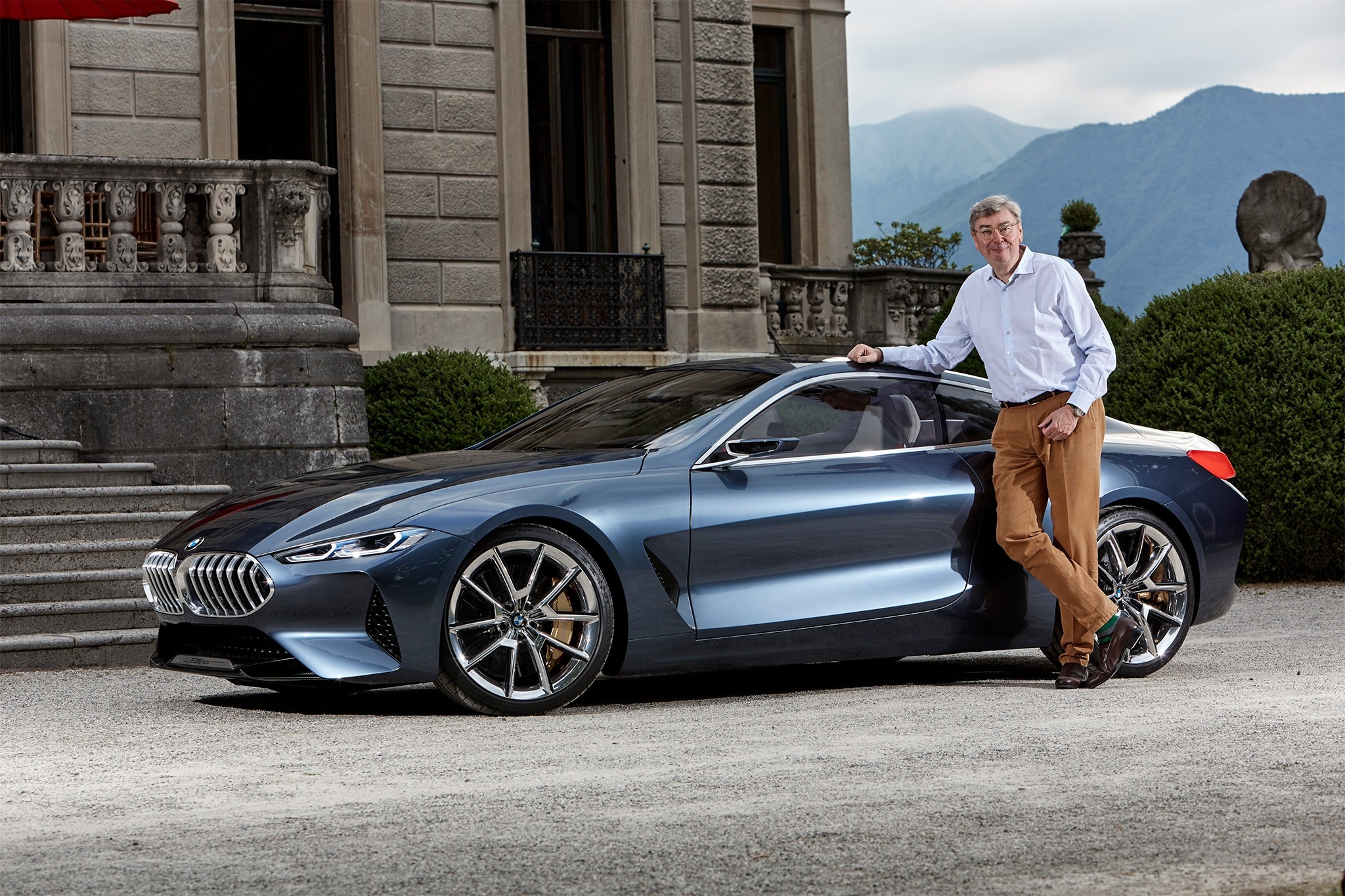 Exclusive BMW Series Concept Quick Drive Automobile Magazine - 2015 bmw 8 series price
