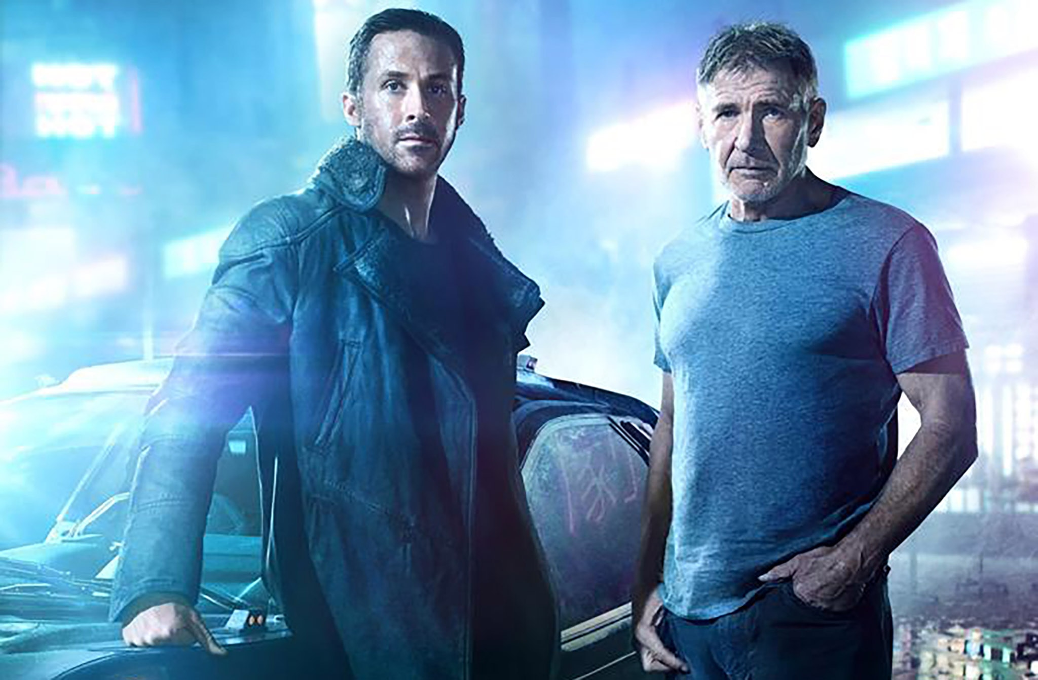 The Official 'Blade Runner 2049' Trailer Is Stunning Chaos