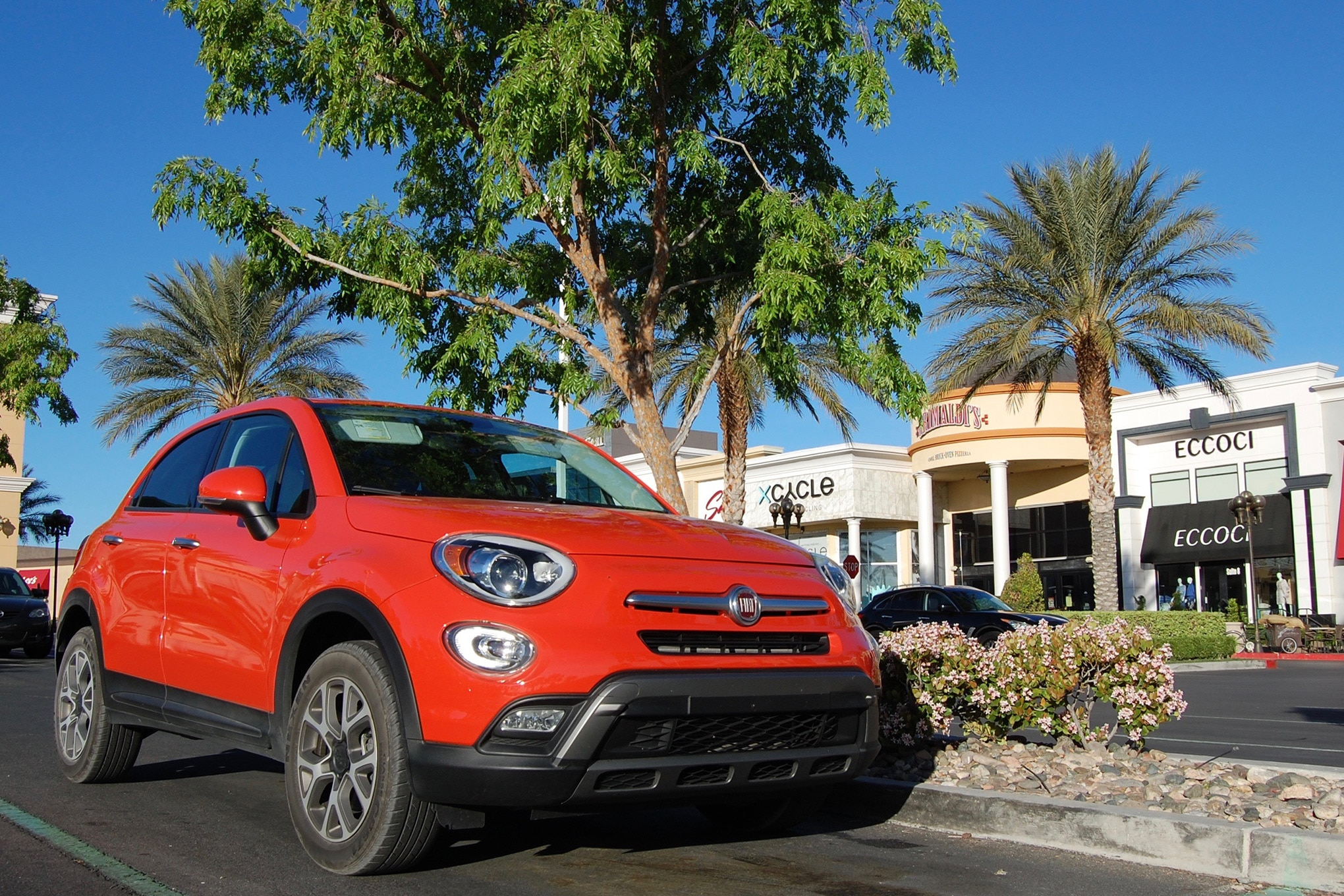 Four Seasons 2016 Fiat 500X Trekking Las Vegas Update 07