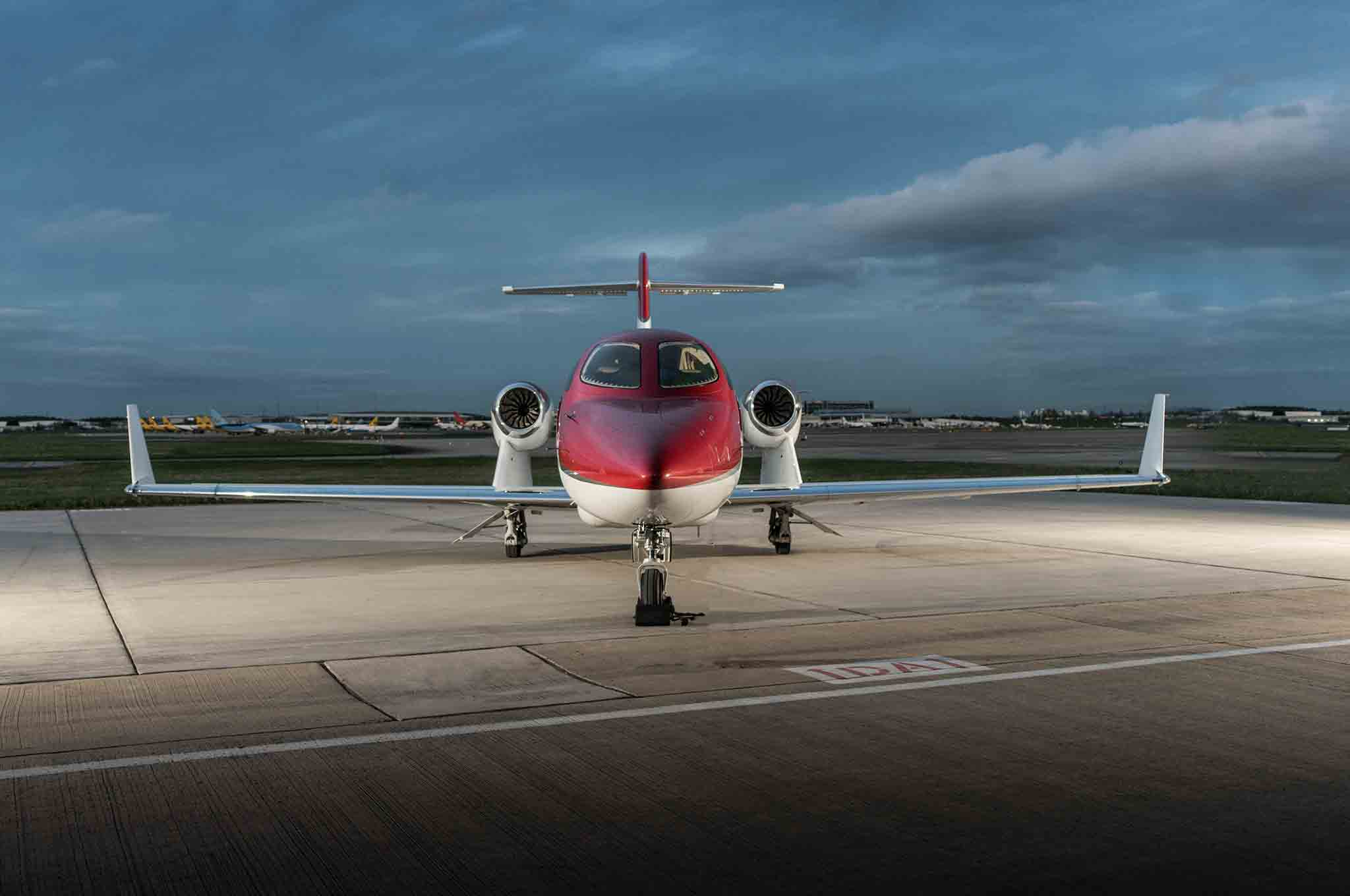 Hondajet vision quest in flight automobile magazine for How much is a honda jet