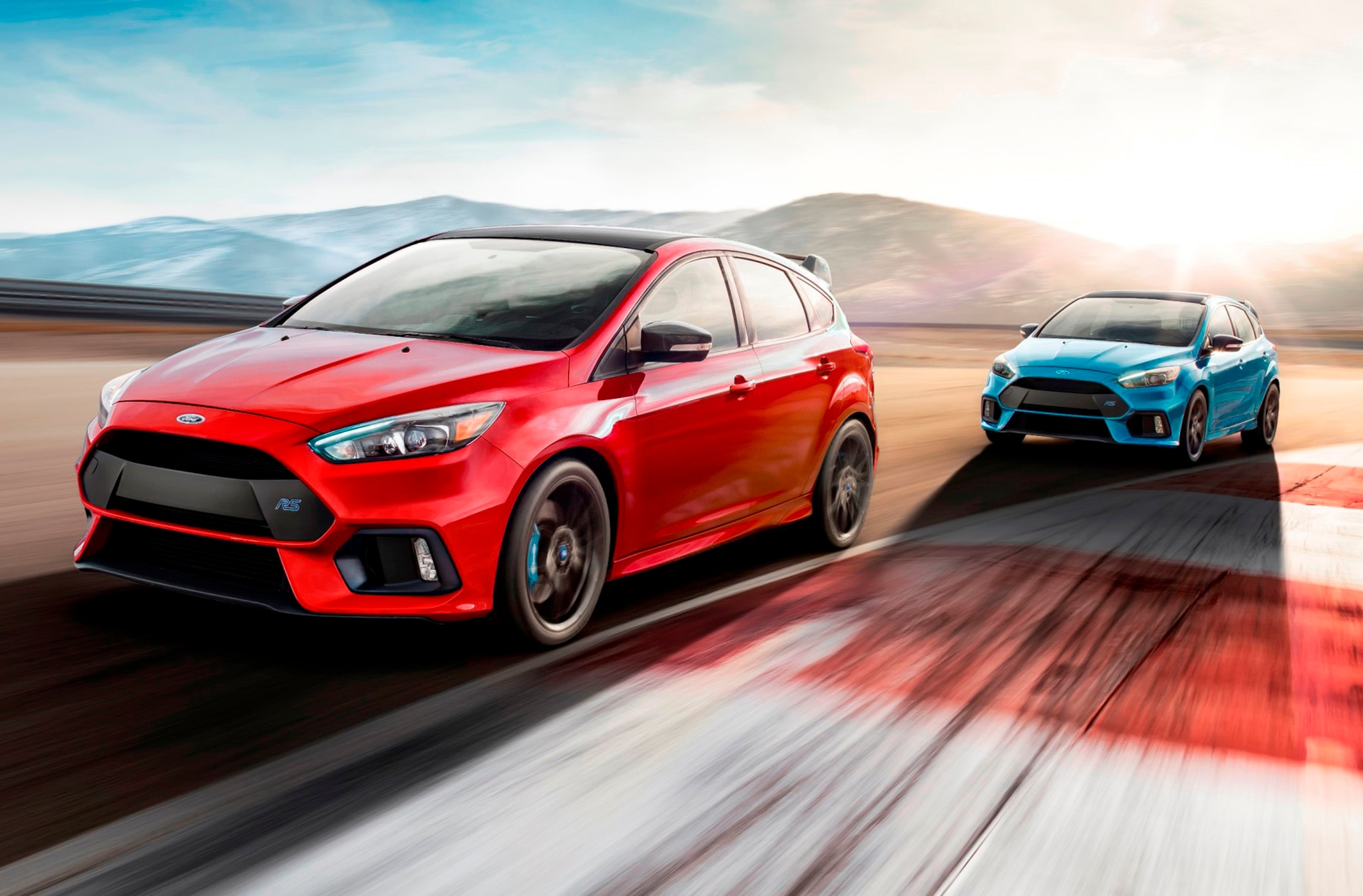 Ford Announces 2018 Focus RS Limited Edition