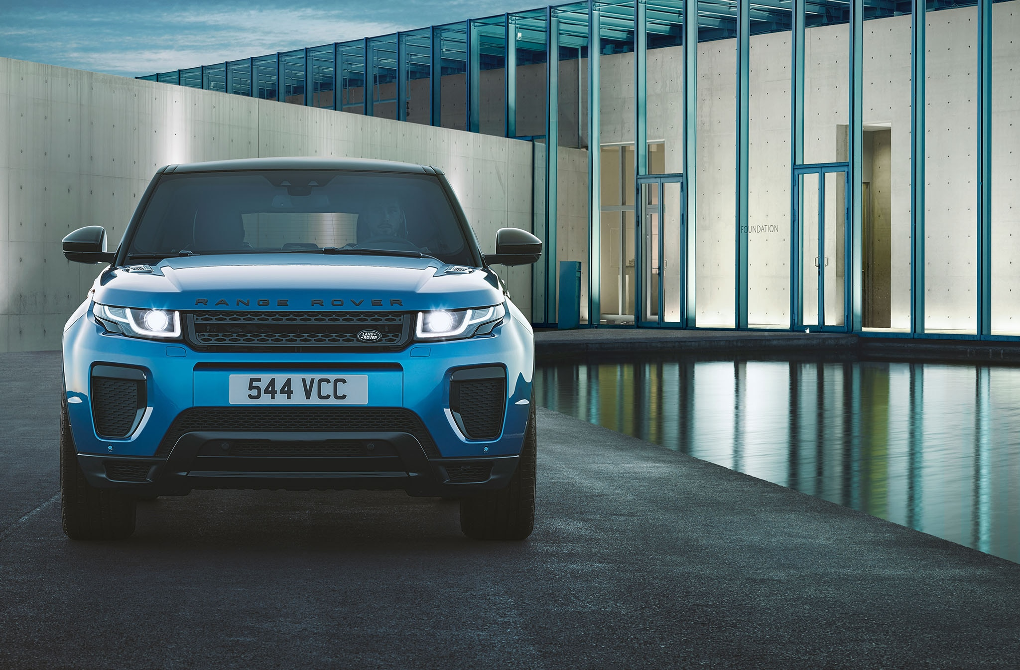 2018 Range Rover Evoque Adds More Horses Under the Hood ...