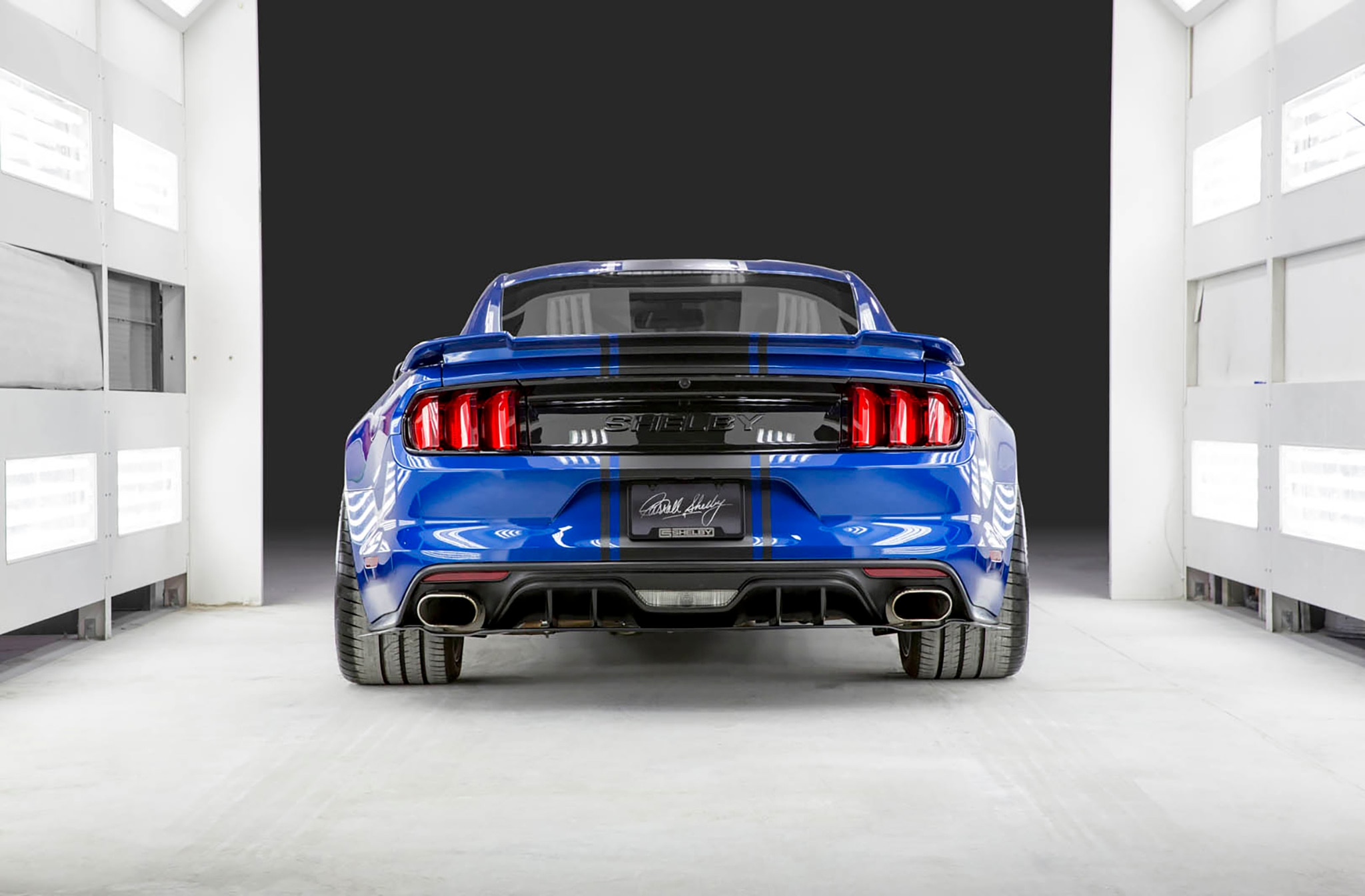 2017 Shelby Super Snake Concept Is A 750 Hp Wide Body Road