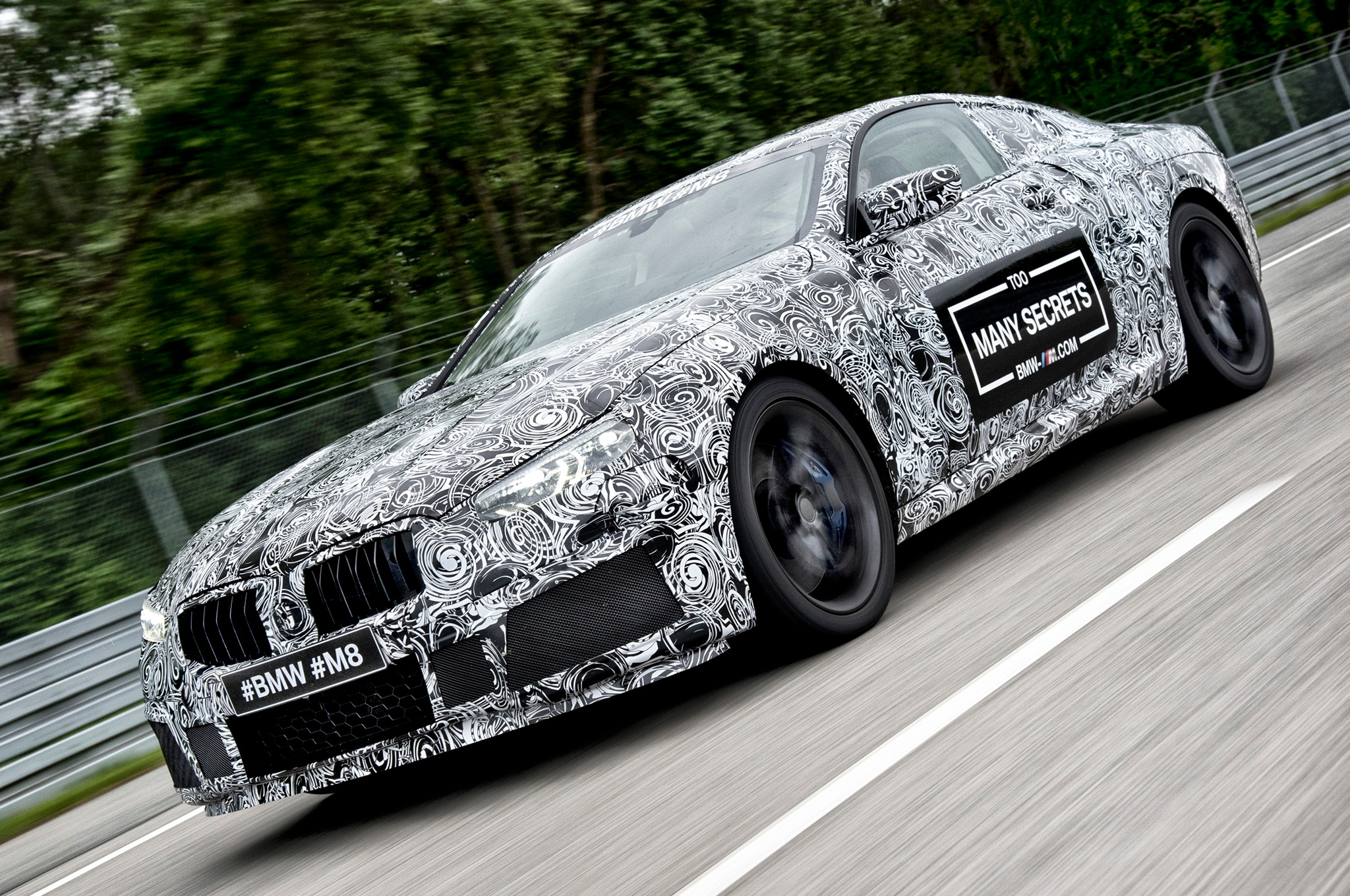 Is The BMW M8 Worth Wait