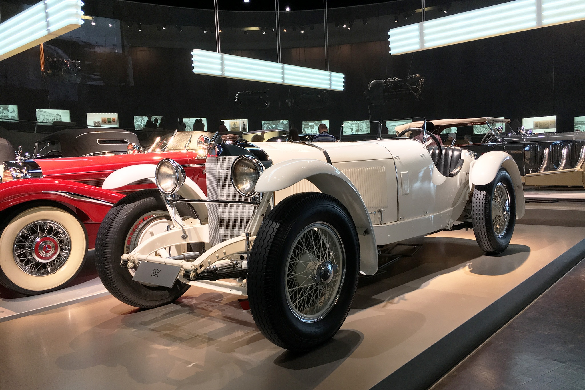 Nine Favorite Cars From The Mercedes Benz Museum Automobile Magazine